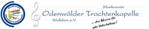 MV Odenwälder Trachtenkapelle Walldürn e. V.