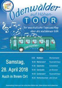 Platzkonzert-Tour